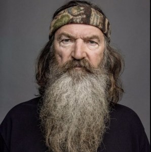 Why I Didn't Give Phil Robertson A Standing Ovation