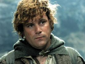 Frodo: What are we holding onto, Sam? Sam: That there's some good in the world, Mr. Frodo, and it's worth fighting for.